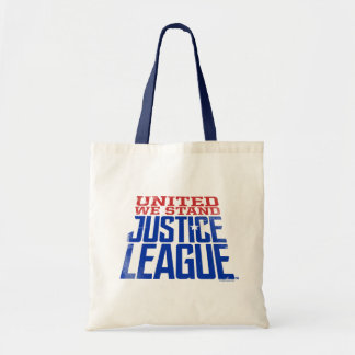 Justice League | United We Stand Graphic Tote Bag