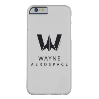 Justice League | Wayne Aerospace Logo Barely There iPhone 6 Case