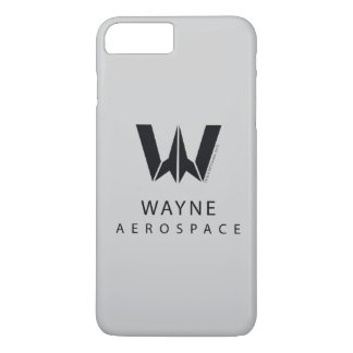 Justice League | Wayne Aerospace Logo Case-Mate iPhone Case