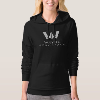 Justice League | Wayne Aerospace Logo Hoodie