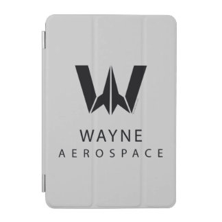 Justice League | Wayne Aerospace Logo iPad Mini Cover