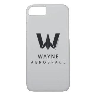 Justice League | Wayne Aerospace Logo iPhone 8/7 Case