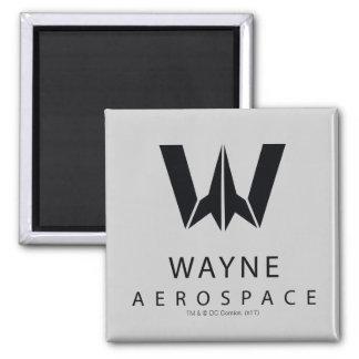 Justice League | Wayne Aerospace Logo Magnet