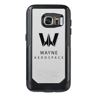 Justice League | Wayne Aerospace Logo OtterBox Samsung Galaxy S7 Case