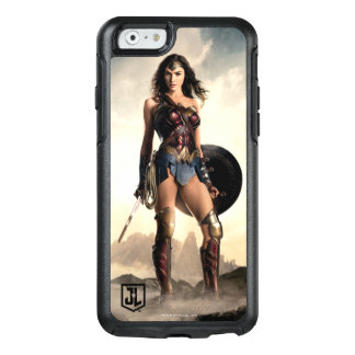 Justice League | Wonder Woman On Battlefield OtterBox iPhone 6/6s Case