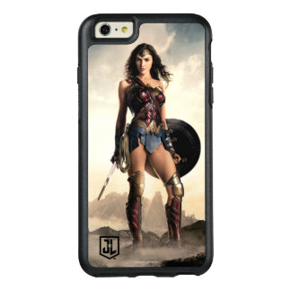 Justice League | Wonder Woman On Battlefield OtterBox iPhone 6/6s Plus Case