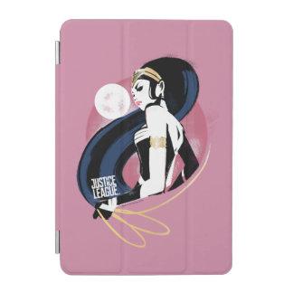 Justice League | Wonder Woman Profile Pop Art iPad Mini Cover