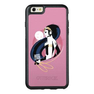 Justice League | Wonder Woman Profile Pop Art OtterBox iPhone 6/6s Plus Case
