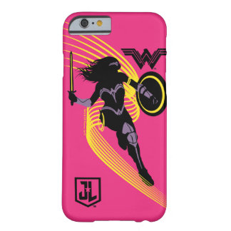 Justice League | Wonder Woman Silhouette Icon Barely There iPhone 6 Case