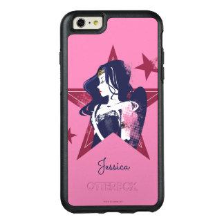 Justice League | Wonder Woman & Stars Pop Art OtterBox iPhone 6/6s Plus Case
