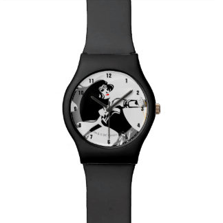 Justice League | Wonder Woman With Lasso Pop Art Watch