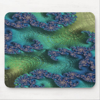 Justice of Fate Fractal Mouse Pad