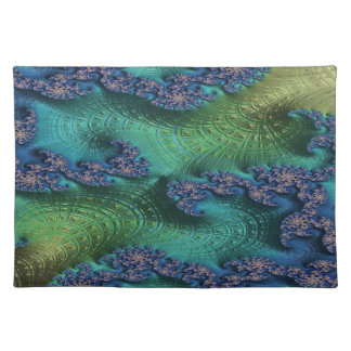 Justice of Fate Fractal Placemat