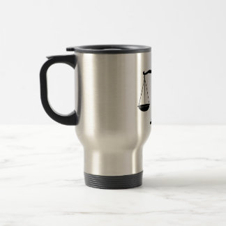 Justice of Scales Travel Mug