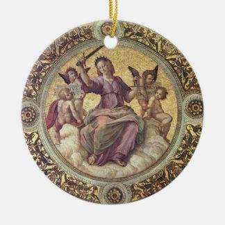 Justice Ornament