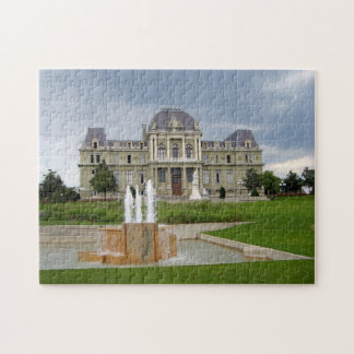 Justice Palace, Lausanne Jigsaw Puzzle