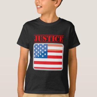 Justice patriotique pour les Etats-Unis T-shirt