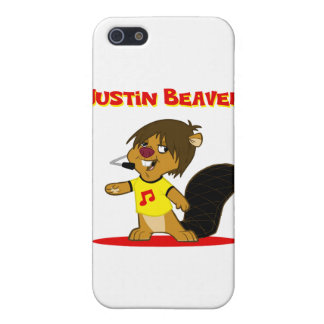 Justin Beaver Case For iPhone 5/5S