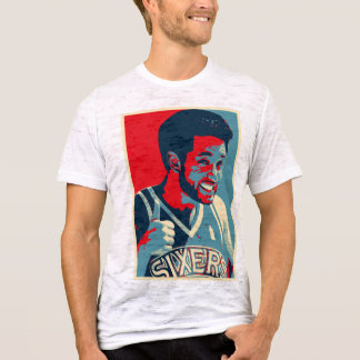 Justin Obama-Style Poster T-Shirt