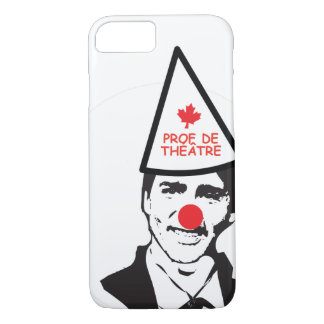 Justin Trudeau Clown Teacher of theatre YOUR iPhone 8/7 Case