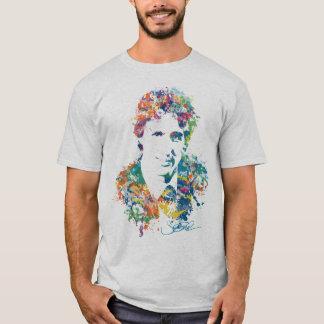Justin Trudeau Digital Art T-Shirt