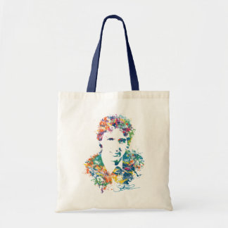 Justin Trudeau Digital Art Tote Bag