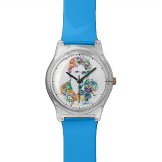 Justin Trudeau Digital Art Watches