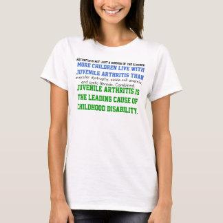 Juvenile Arthritis Awareness T-Shirt