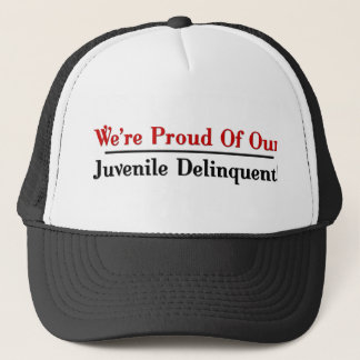 Juvenile Delinquent Trucker Hat