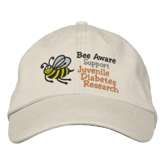 Juvenile Diabetes Awareness - Cap Baseball Cap