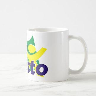 juventude em cristo classic white coffee mug