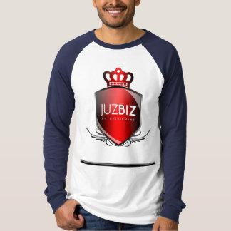 Juz Biz Logo Long Tee