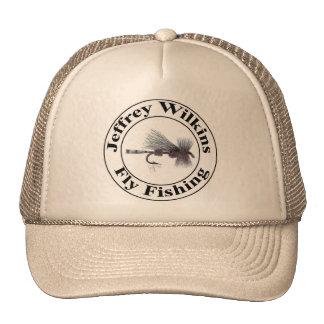 JW Fly Fishing Trucker Mest hat