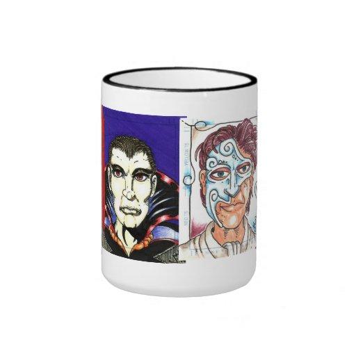 JWi's Classic Thrillers coffee mug (Design No. 1)