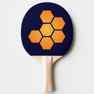 JWST icon (no text) Ping Pong Paddle