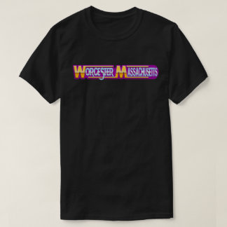 "JXG ""Worcester Massachusetts"" T-shirt"