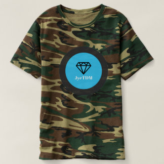 JyeTDM Camo Shirt