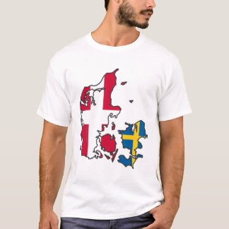 Jylland & Fyn - Det rigtige Danmark T-Shirt