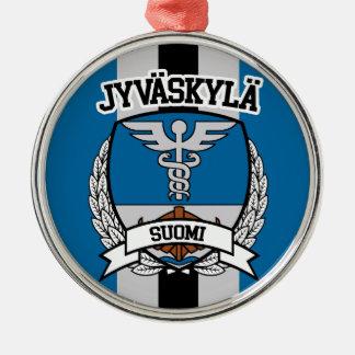 Jyväskylä Metal Ornament
