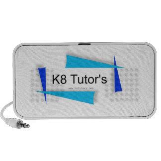 K8 Tutors Doodle by OrigAudio Portable Speakers