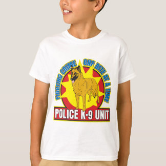 K9 Belgian Malinois Bite T-Shirt