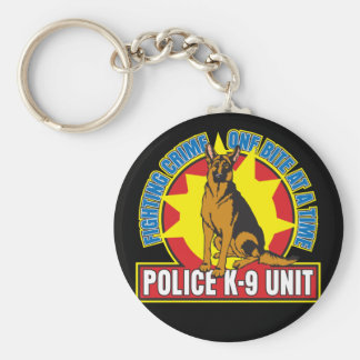 K9 German Shepherd Bite Keychain
