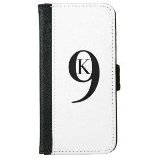 K9 iPHONE 6/6s WALLET CASE