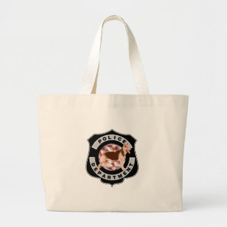 K9 Police Canvas Bags