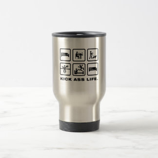 K9 Police Travel Mug