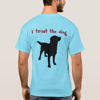 K9 SAR - I trust the dog T-Shirt