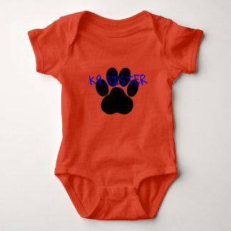 K9 Sister Baby Bodysuit