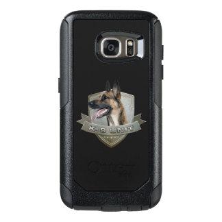 K9 Unit  - Malinois - Belgian shepherd OtterBox Samsung Galaxy S7 Case