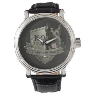 K9 Unit  - Malinois - Belgian shepherd Watch