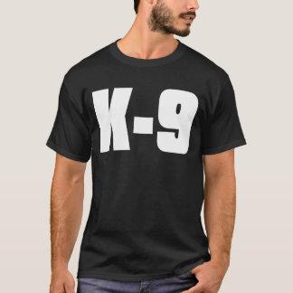 K-9 Black T-Shirt